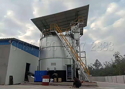 100m³ fermentation tank