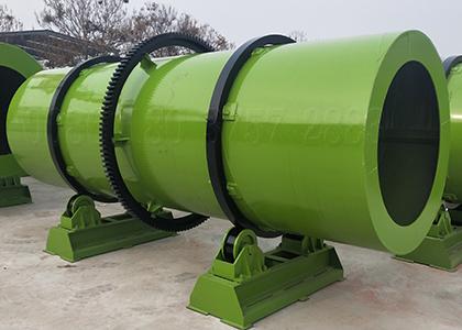 Compound fertilizer coating Machine