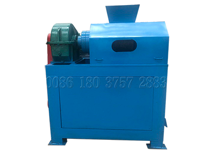 Npk fertilizer compactor roller machine