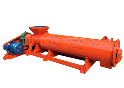 Powdery fertilizer pellet making machine