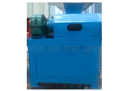 Small roller extrusion granulator