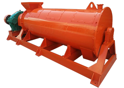 Stirring type organic manure pelletizer