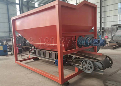 automatic fertilizer batching machine for bulk blending