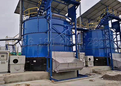 organic fertilizer fermentation machine