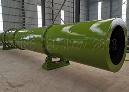 organic waste fertilizer granules drying machine