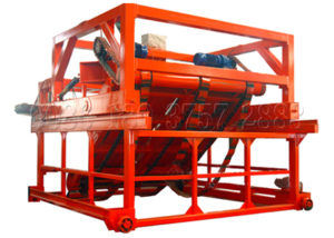 chain type bio composting turner equipment