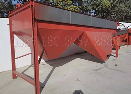 NPK fertilizer granules screener equipment