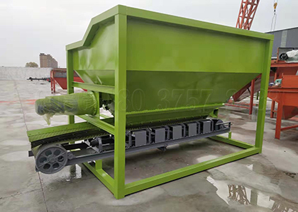 NPK fertilizer powder batching machine